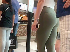 Candid Teen Butts in Leggings Comp – Part 3